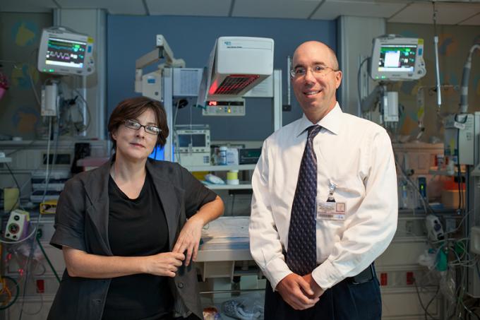 Dr. Sadleir & Dr. Weiss